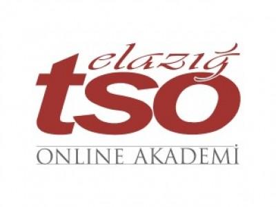 ELAZIĞ TSO ON-LINE AKADEMİ