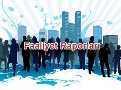 Faaliyet Raporları