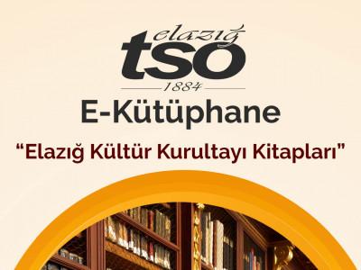 Elazığ Kültür Kurultayı Kitapları