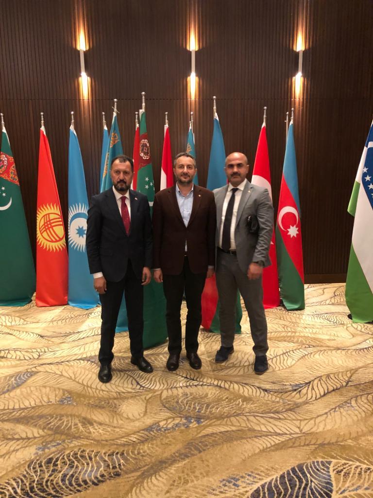 Türkçe Konuşan Ülkeler İş Forumu Bakü'de Gerçekleşti