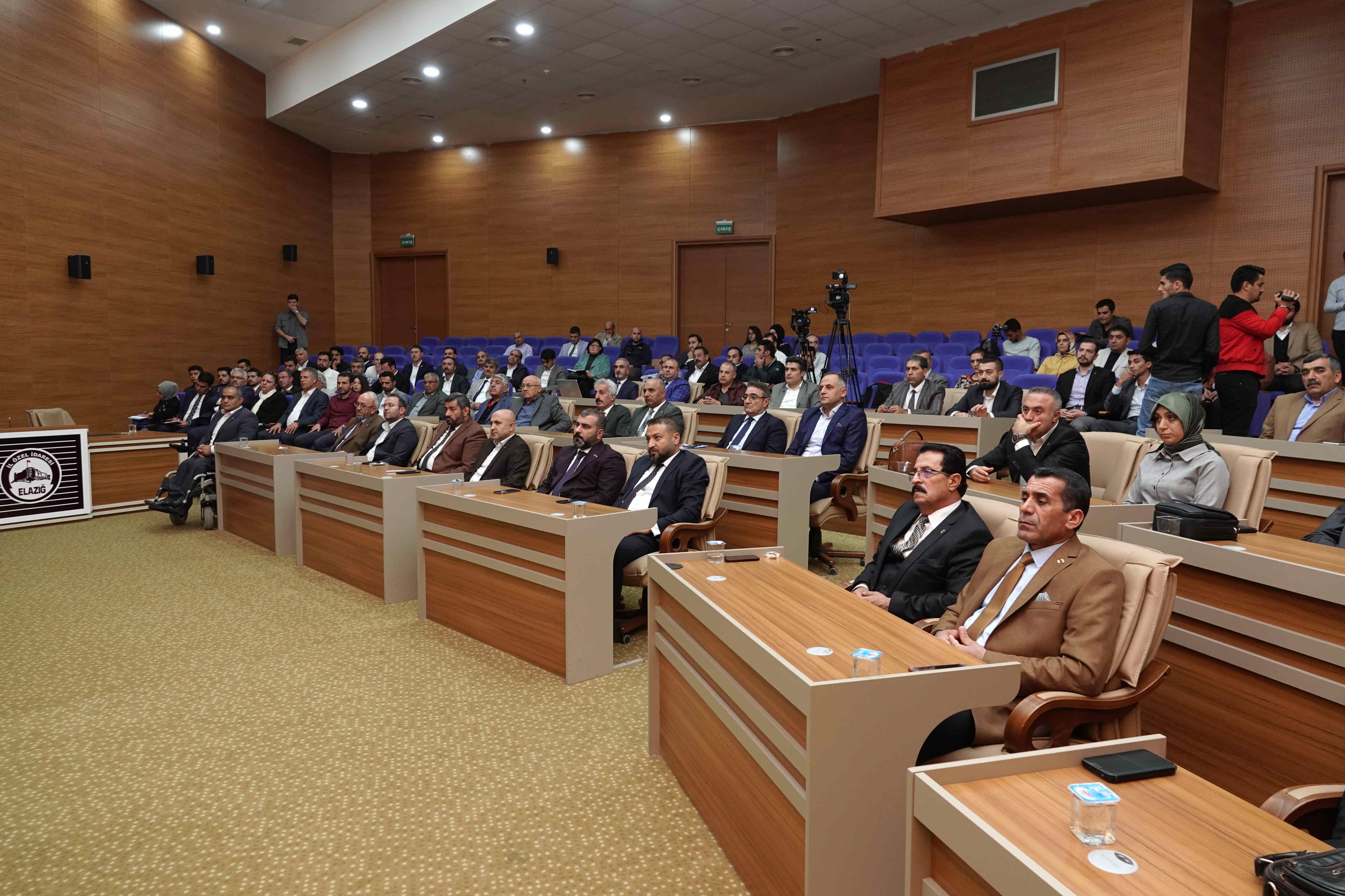 Elazığ STK'ları 'Vizyon Toplantısı'nda Buluştu