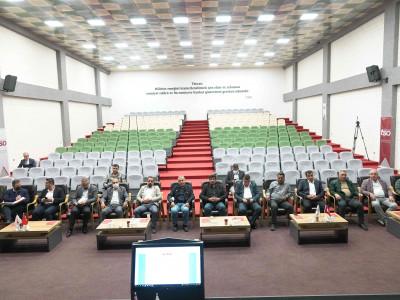 Elazığ TSO Ekim Ayı Meclis Toplantısı Yapıldı a