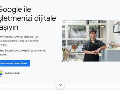 TOBB ve Google'dan, Küçük İşletmelerin Dijitalleşmesi İçin İşbirliği Protokolü a