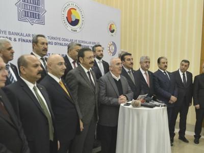 """""""TÜRKİYE BU TÜMSEĞİ AŞACAK"""" a"""