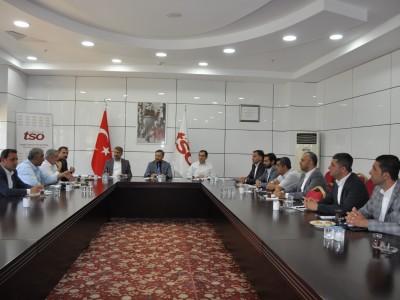 Karma OSB İstişare Toplantısı Elazığ TSO'da Yapıldı a