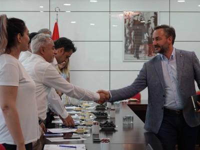 Meslek Komitesi Başkanları İstişare Toplantısı a