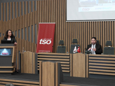 Irak B2B Bilgilendirme Toplantısı Yapıldı a